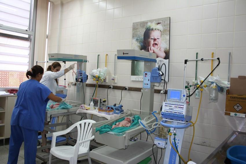 4932467950fe9 O Hospital Estadual Infantil e Maternidade de Vila Velha (Himaba) abriu 25  vagas para contratação imediata de pediatras especializados em neonatologia  e ...